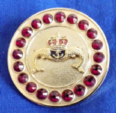 ROYAL NAVY SUBMARINERS SERVICE BROOCH / BROACH (GRS)